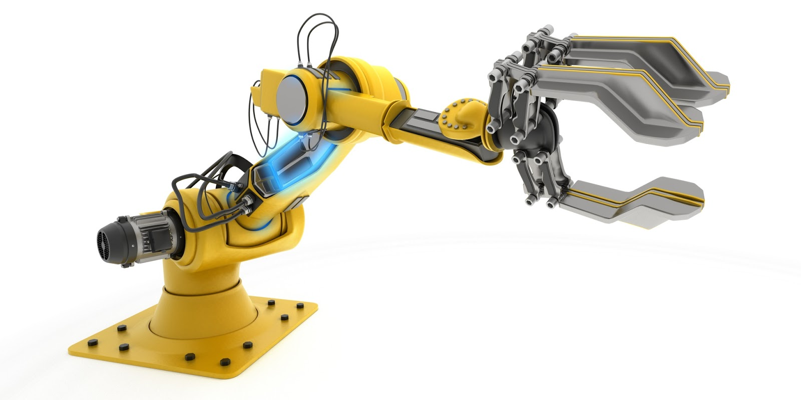 Small Hydraulic Robot Arm : Frontline environmental technologies group inc