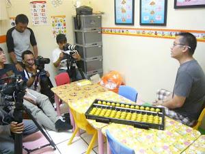 Team KOMPAS TV @ Kelas Sempoa Sip GUNUNG SAHARI