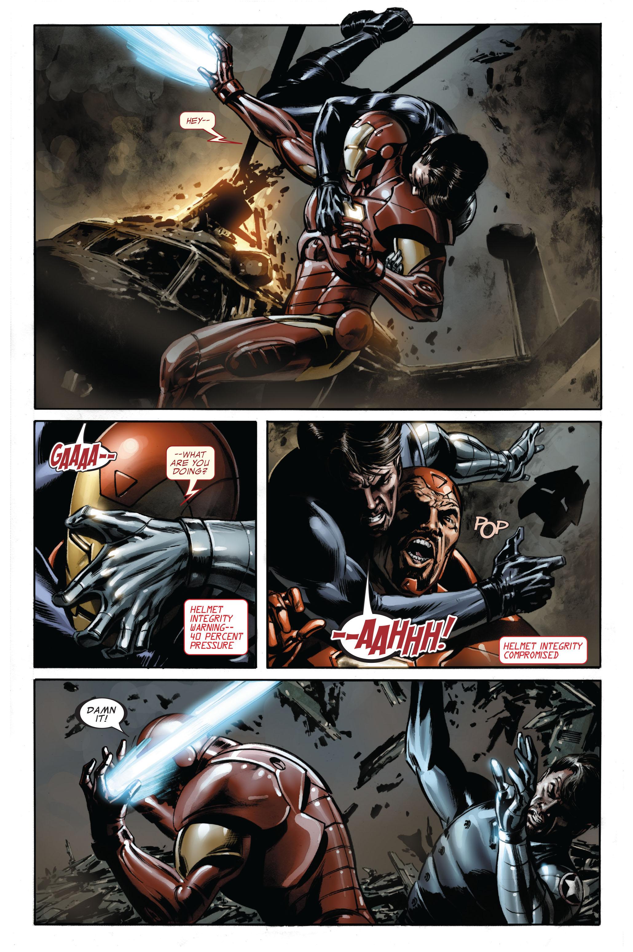 Captain America (2005) Issue #33 #33 - English 16