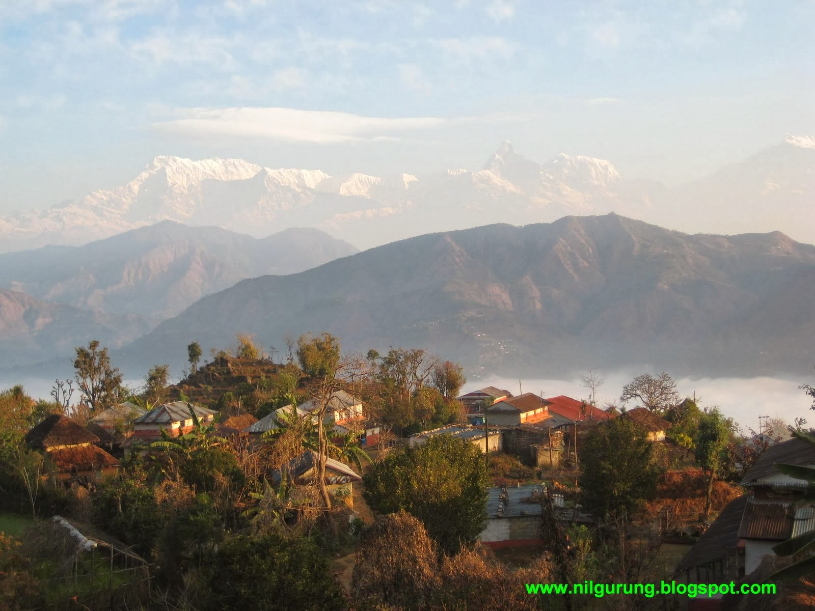 adventure tourism in nepal pdf