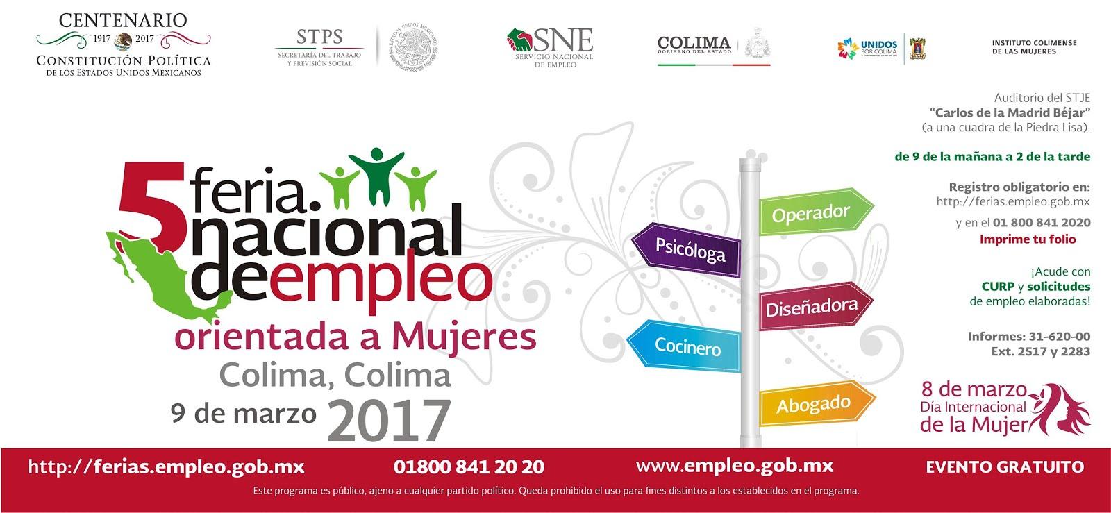 Gobierno del estado de colima for Portal empleo madrid