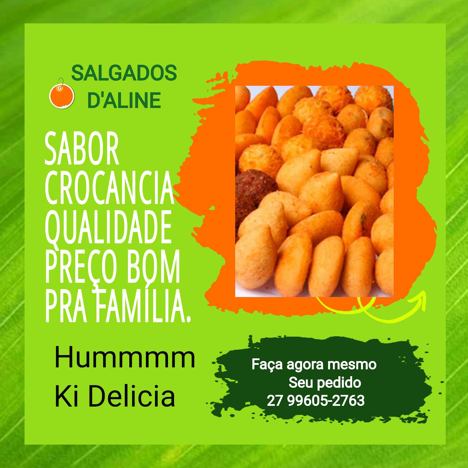 SALGADOS D' ALINE