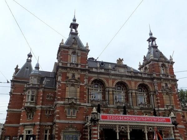 amsterdam canaux sud stadsschouwburg
