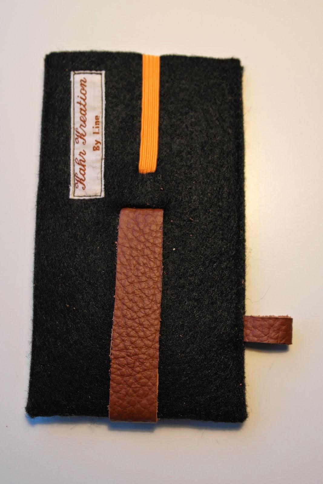 DIY - Mobil sleeve i filt