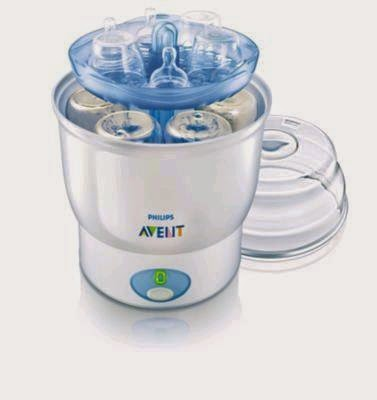 PHILIPS AVENT STERILIZER INSTRUCTION MANUAL