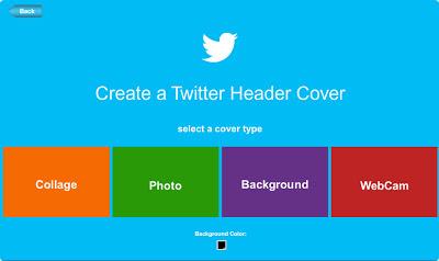 создание фоновой картинки для шапки Twitter аккаунта в бесплатном онлайн фото редакторе piZap для новичков
