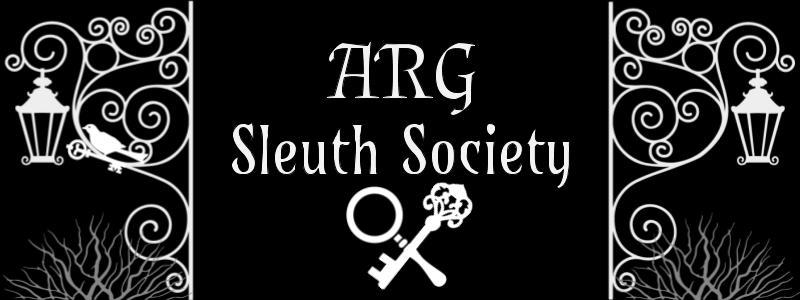ARG Sleuth Society