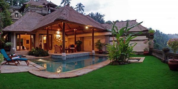 Luxury Viceroy Bali Resort