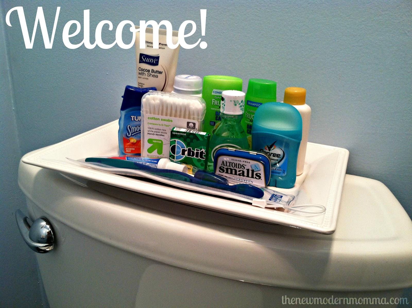 Kleenex Hand Towels: U201cGuest Readyu201d Bathroom #CGC #CleanHands