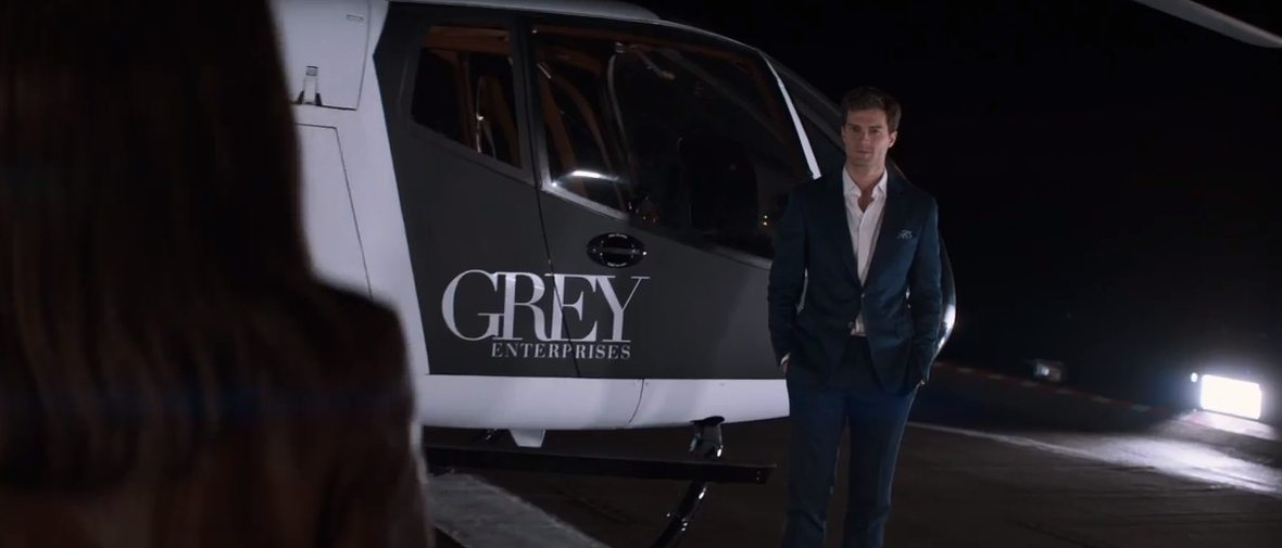 New Extended T.V. Spot For Fifty Shades Of Grey   The ...