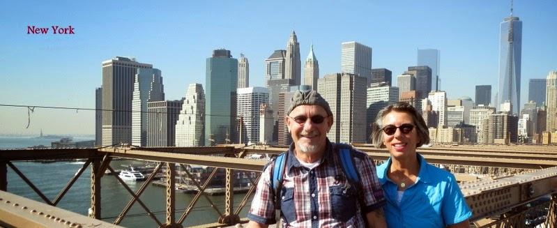 Thomas & Renée naar de USA