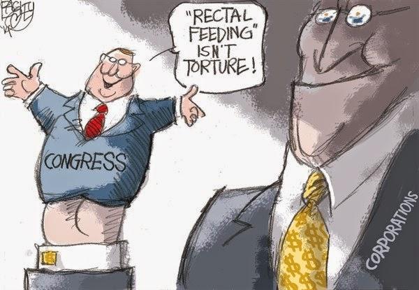 Bagley: Rectal feeding isn't torture.