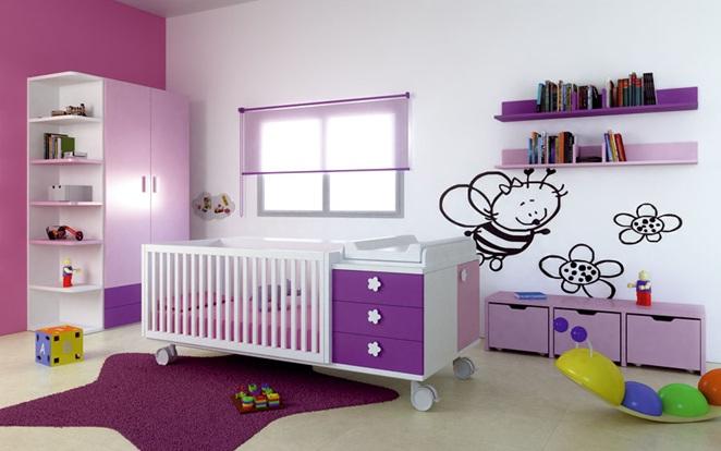 Cuna cama para varoncito imagui for Dormitorios para ninas villa el salvador
