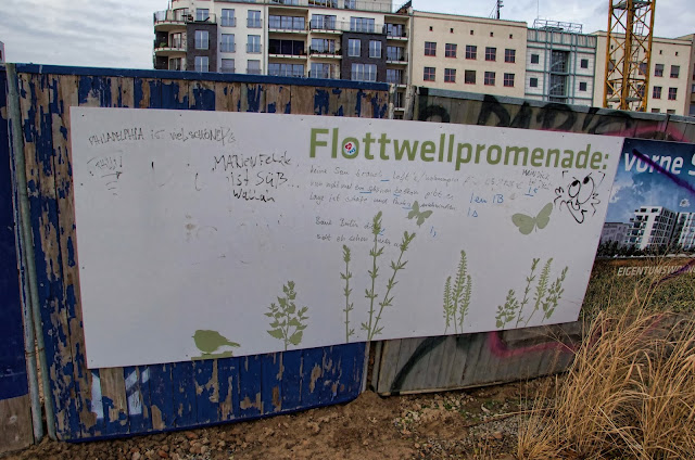 Baustelle Flottwellpromenade, Flottwellstraße, 10785 Berlin, 22.12.2013