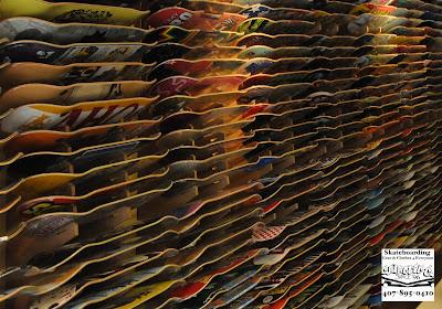 Skateboard, Rack, Orlando