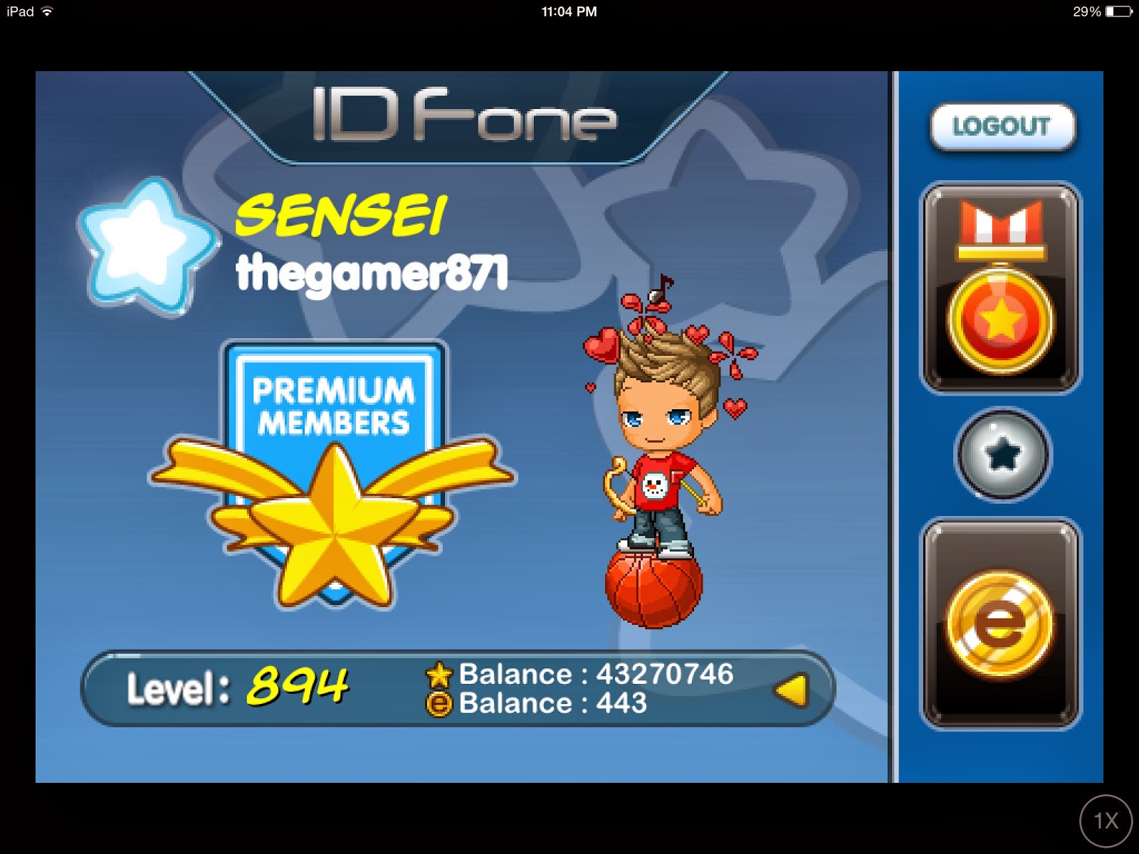 Fantage - PrimaryGames - Play Free Online Games