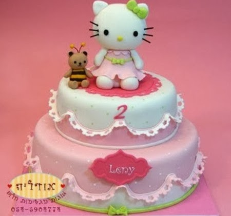 Tarta Hello Kitty