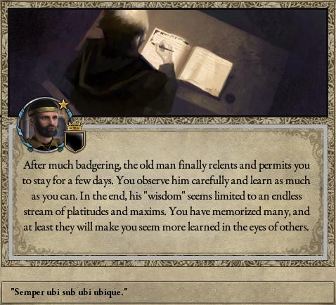 Crusader Kings II semper ubi sub ubi ubique