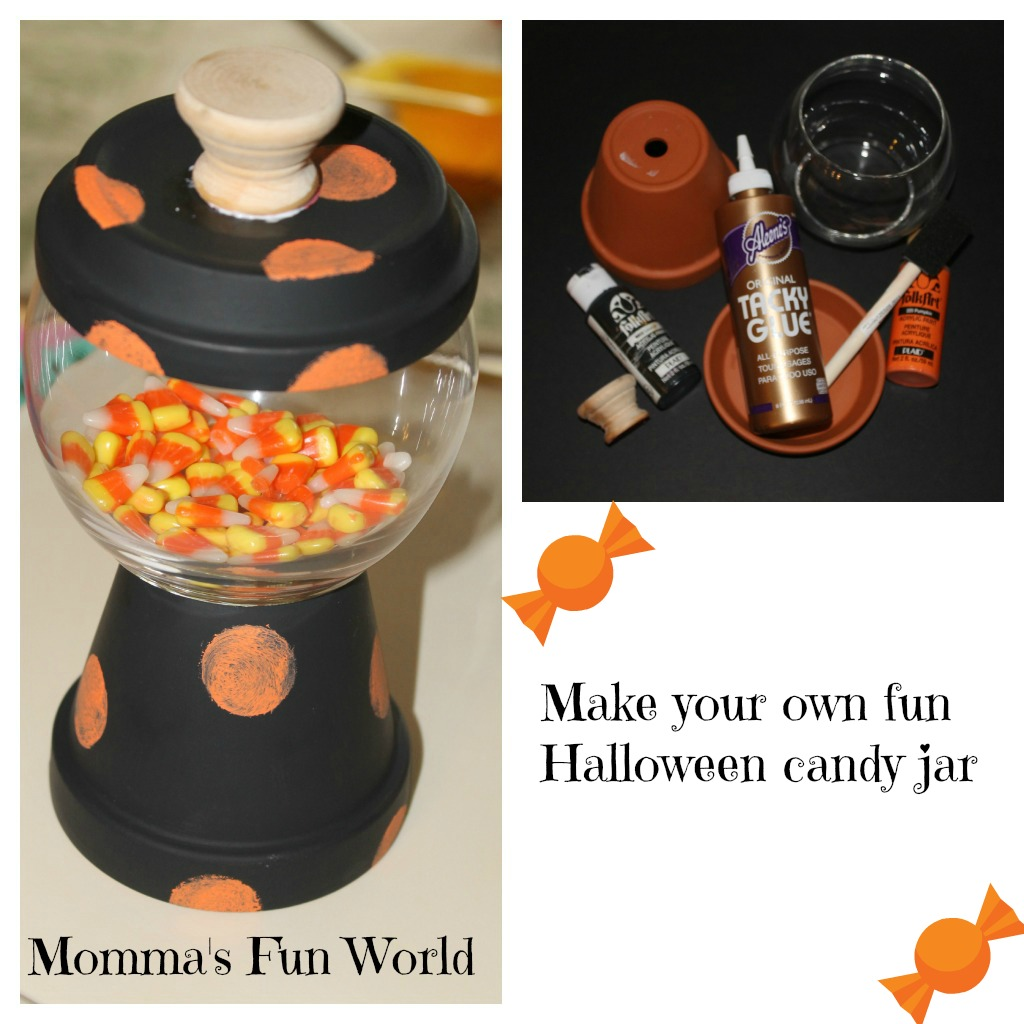how to make alcohol candy jars