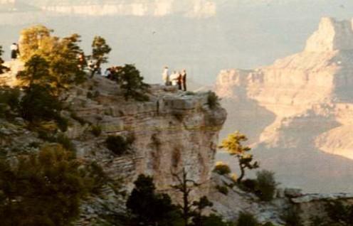 Grand Canyon di Amerika Serikat