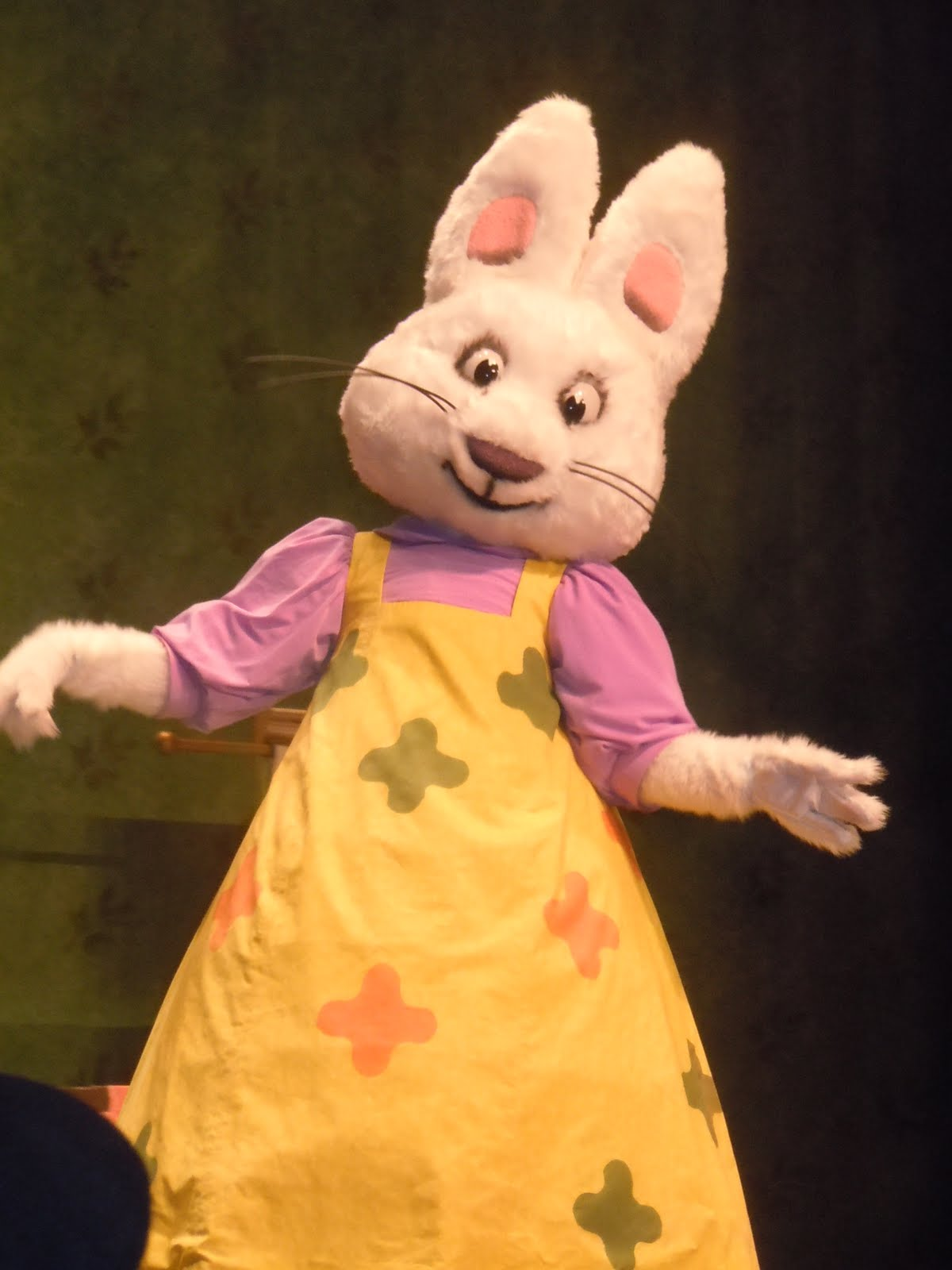 The Weitz House Max And Ruby Live On Stage