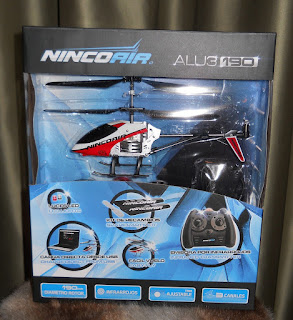 kit de helicoptero radio control marca nincoair