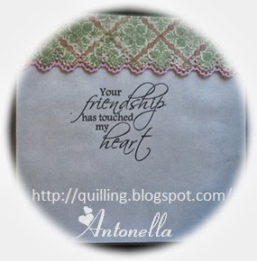 Antonella Thank You card