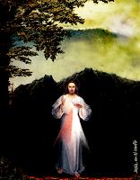 paisaje con jesus