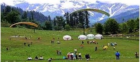 Paragliding in Sanasar