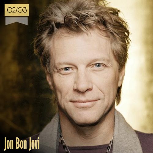 2 de marzo | Jon Bon Jovi - @BonJovi | Info + vídeos
