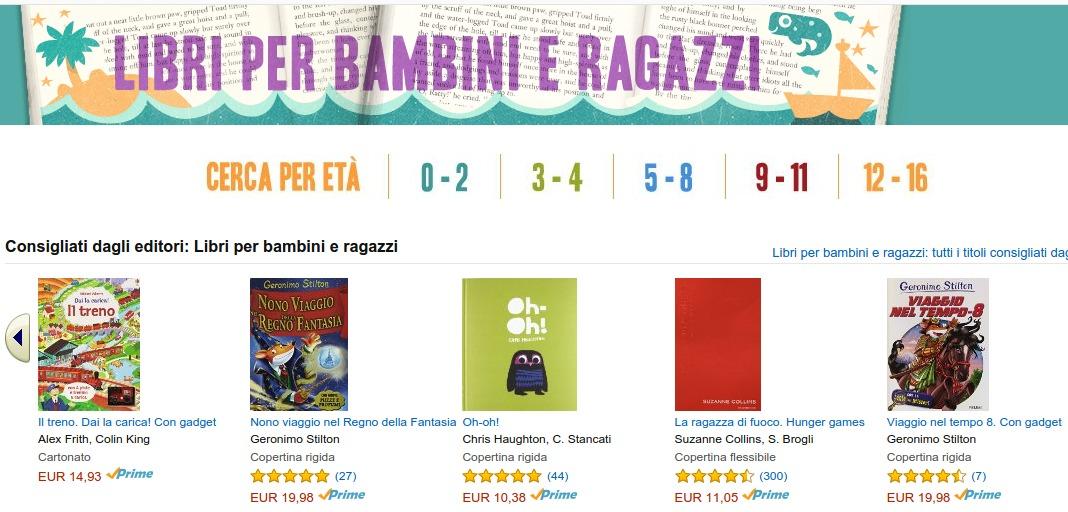 Il blog di alessio fasano promozioni amazon libri per for Promozioni amazon
