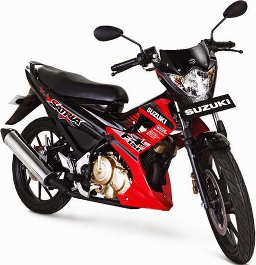 Harga Suzuki Satria FU