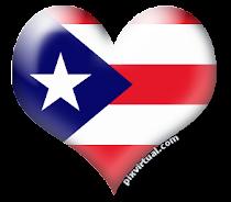 Orgullosa de Ser Puertorriquena