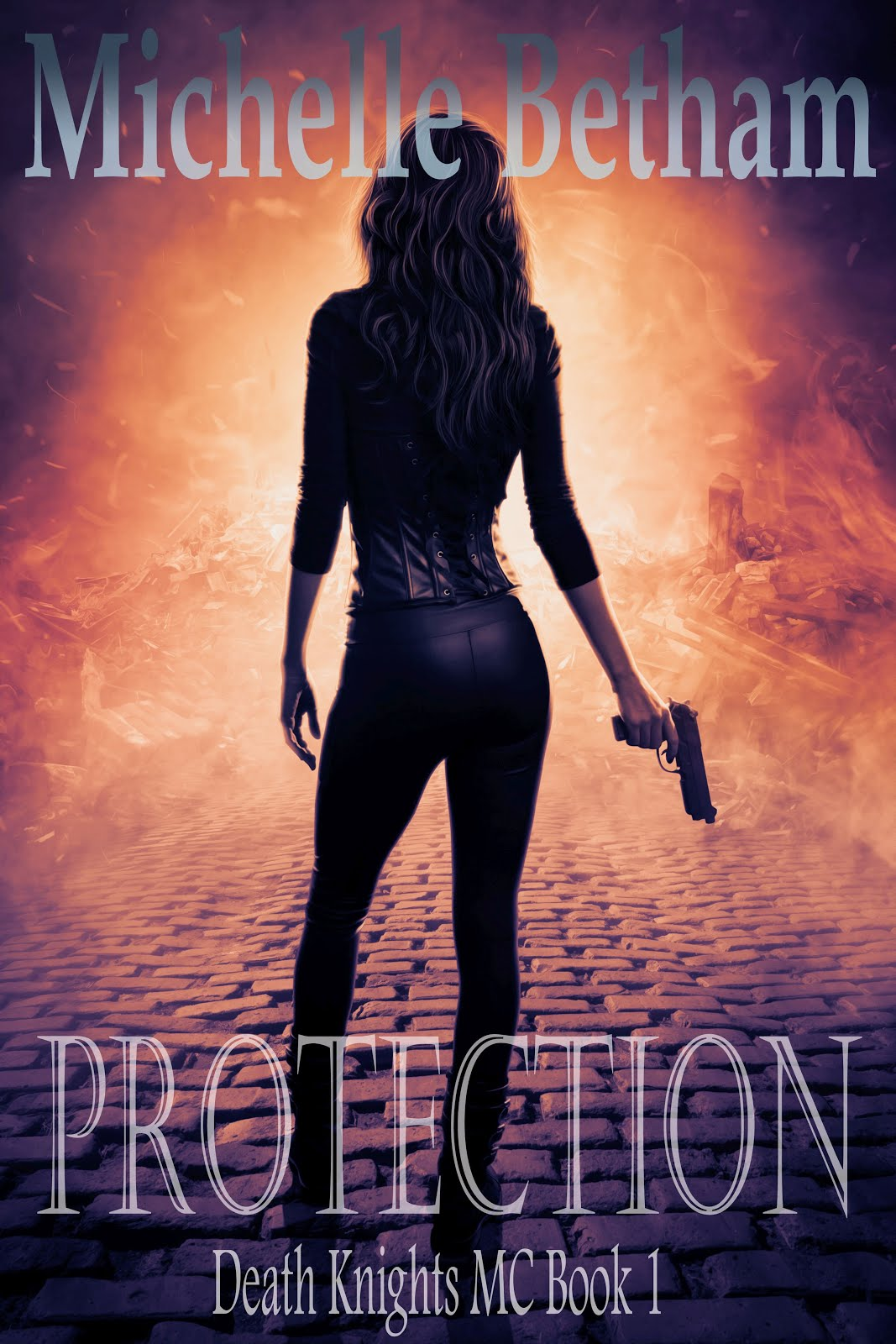 Protection (Death Knights MC Book #1)