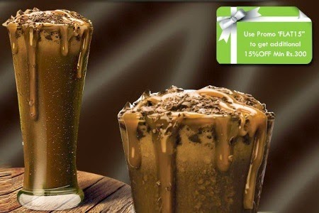 Groupon : Cafe Chokolade Back on Demand! Rs.29 ONLY for 1 Large Chokolade B, 21 Outlets across Pune : Buy To Earn