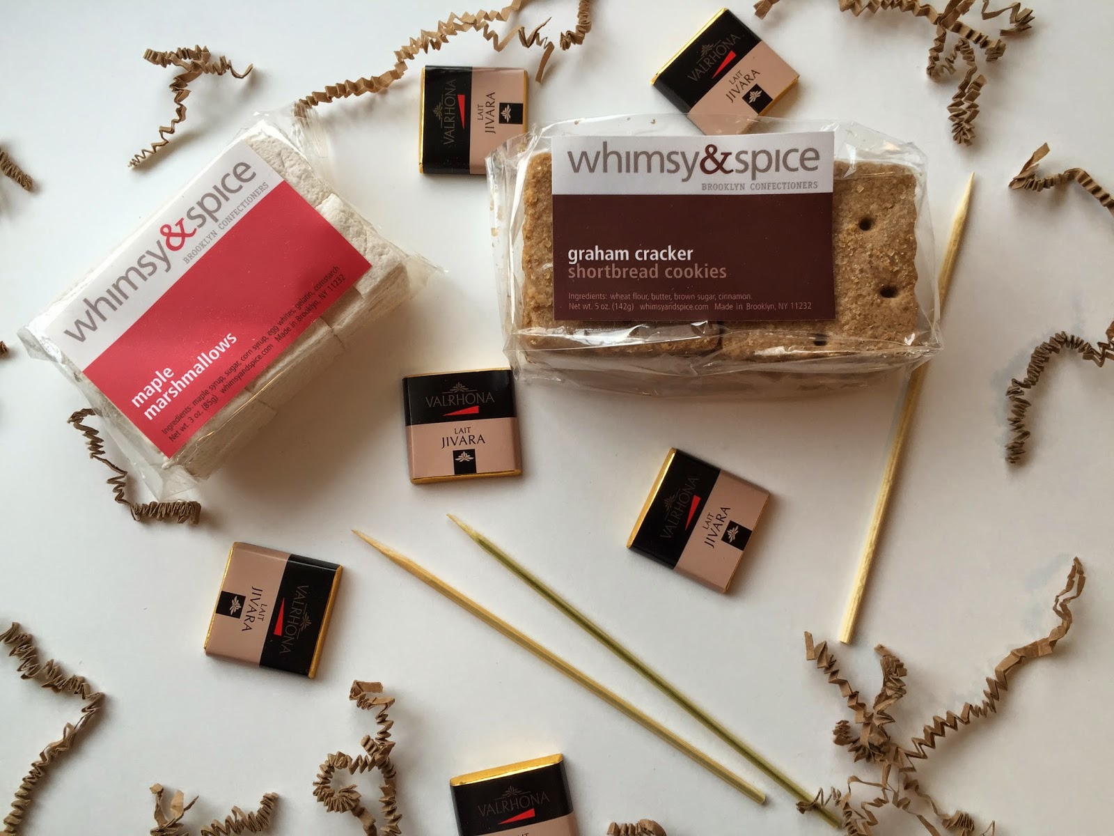 whimsy and spice smores kit