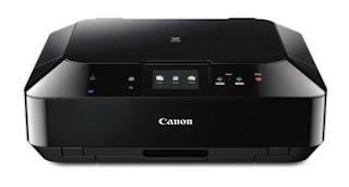 Canon Pixma MG6460 Driver Free Download