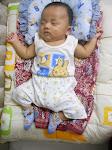 =Aqil Hakim 3 month old=