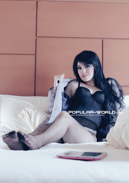 Foto+Baby+Juwita+Artis+Model+Majalah+Popular+2013+ +02 Foto Sex Hot Model Baby Juwita