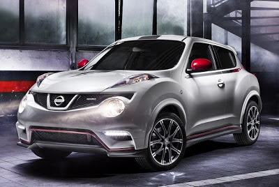 Report: Nissan Juke to get higher-performance Nismo RC model