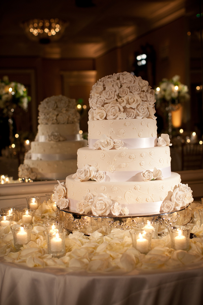 Rincon santa barbara wedding cakes