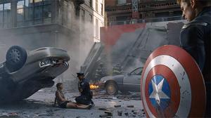The Avengers alternate opening 9/11