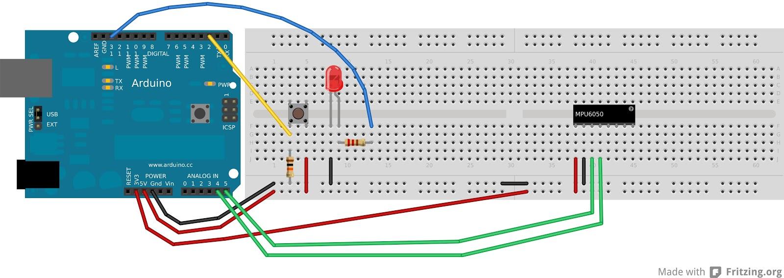 Random Acts Of Senseless Blogging Arduino Based Inertial