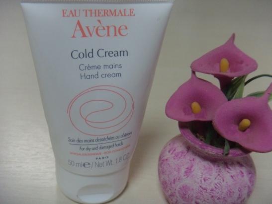 Resenha- Hidratante para as Mãos - Cold Cream Crème Mains Avène