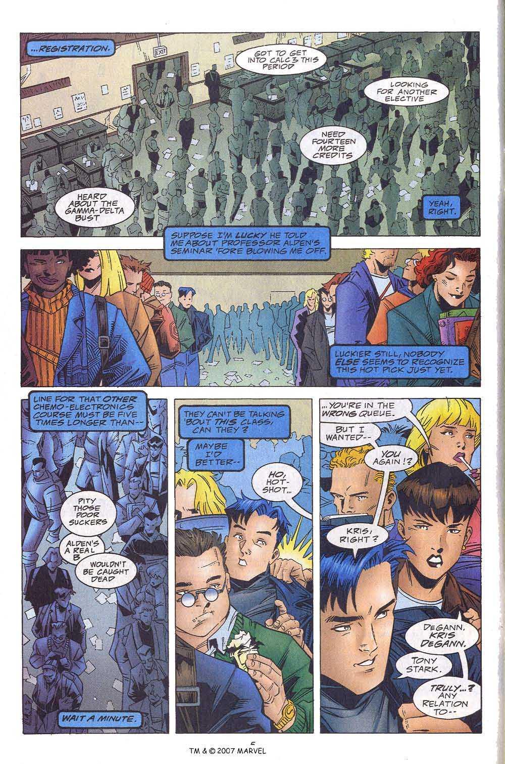 Captain America (1968) Issue #449c #405 - English 8