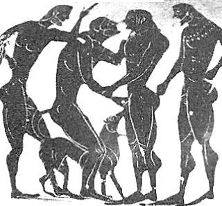 Секс в древней спарте