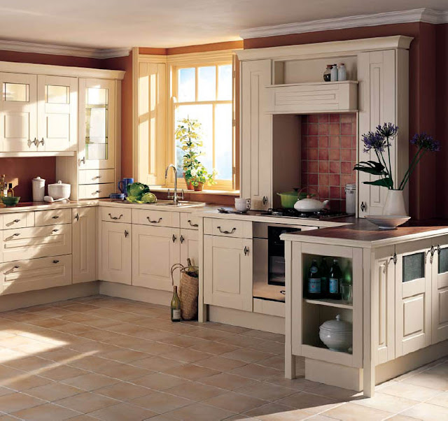 Country style kitchens 2013 decorating ideas modern for Modern country kitchen design ideas