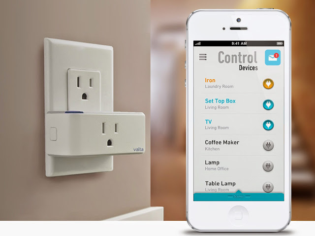 Smart Sockets and Switches - Valta Starter Kit