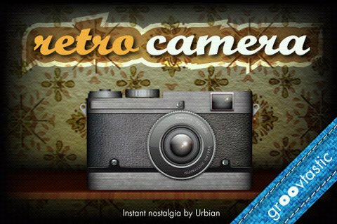 Camera Vintage Android : Retro camera ~ apps do android