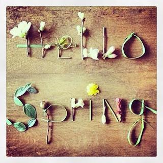 TAG: Kocham wiosnę!